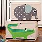 3 Sprouts Speelgoedkist Dino