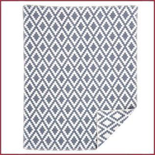 Klippan Klippan deken brushed cotton Diamonds 70X90