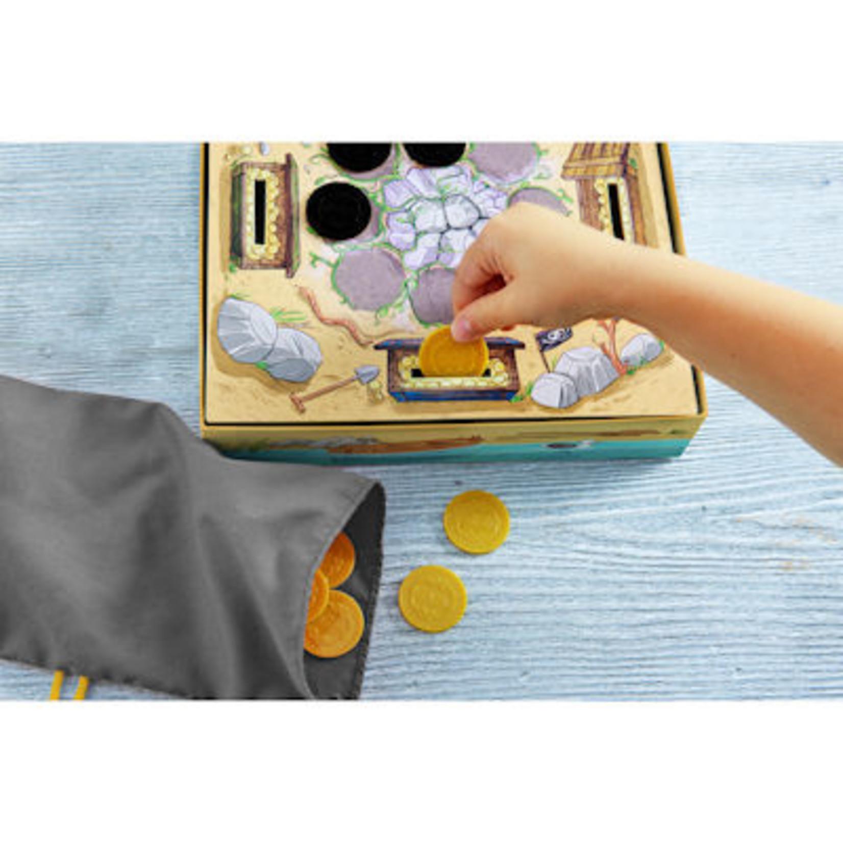 Haba Spel - het Vervloekte Piratengoud
