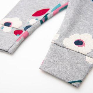 Sigikid Zacht broekje met bloemenprint