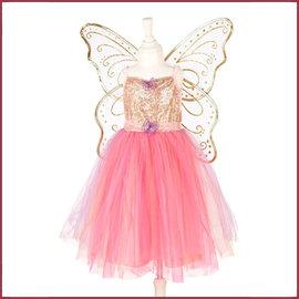 Souza for kids Ella-Nora jurk met vleugels