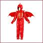 Souza for kids Draken jumpsuit, rood, 5-6 jaar