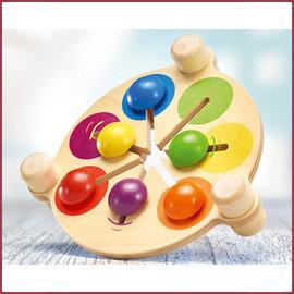 Selecta Motoriekbord kleurenschuiven