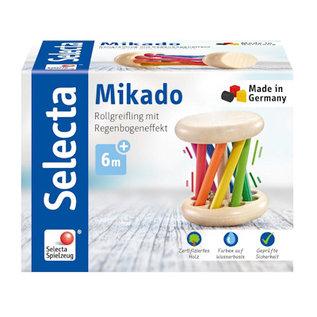 Selecta Rolgrijpding met regenboogeffect - Mikado