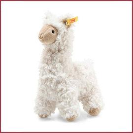 Steiff Soft Cuddly Friend Leandor Lama, 14cm