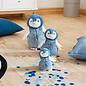Steiff Soft Cuddly friend Paul Penguin, blauw 22cm