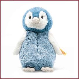 Steiff Soft Cuddly friend Paul Pinguin, blauw 22cm