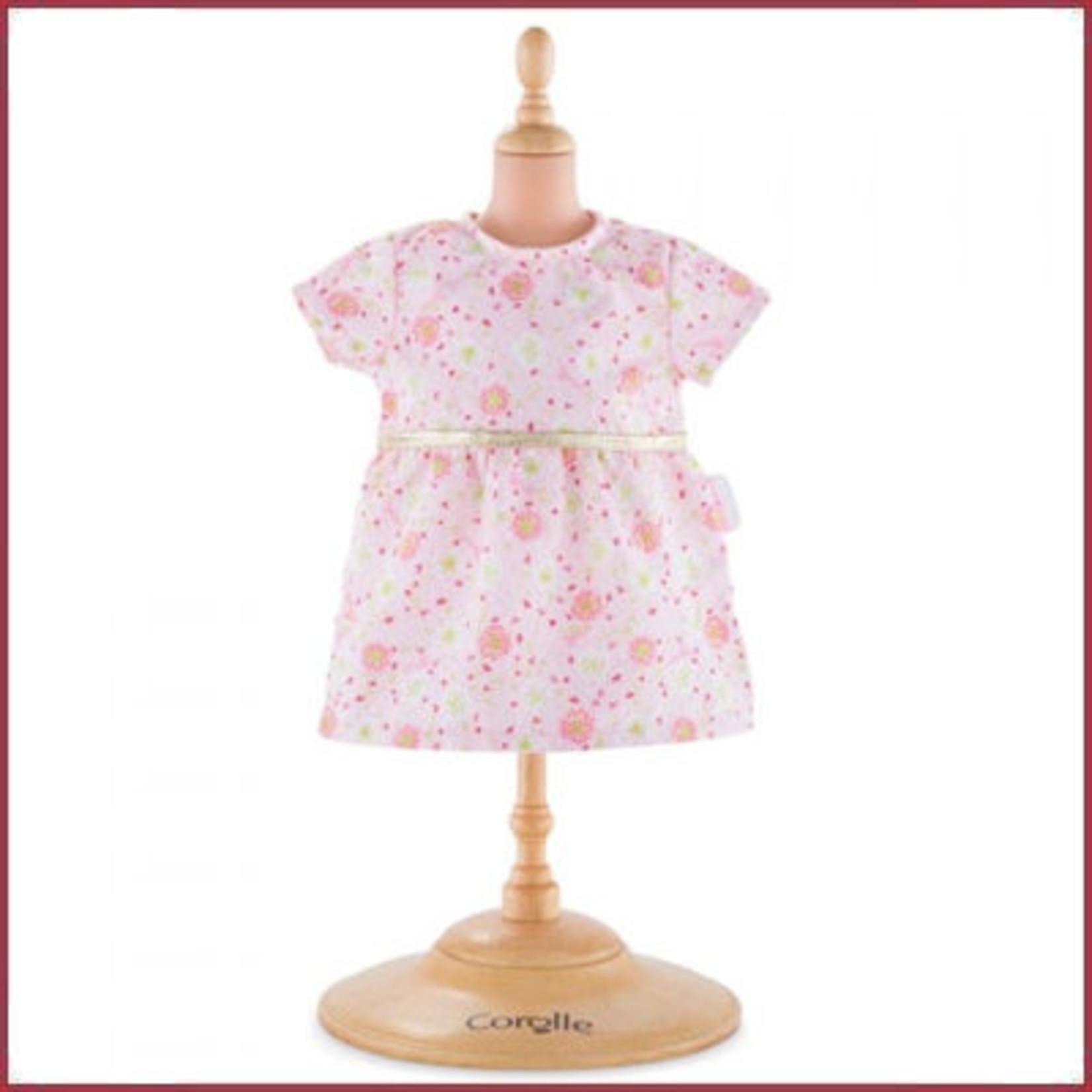Corolle Jurkje roze voor Corolle babypopje 30cm