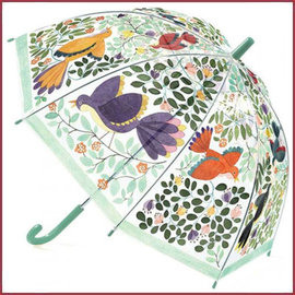 Djeco Paraplu vogels en bloemen