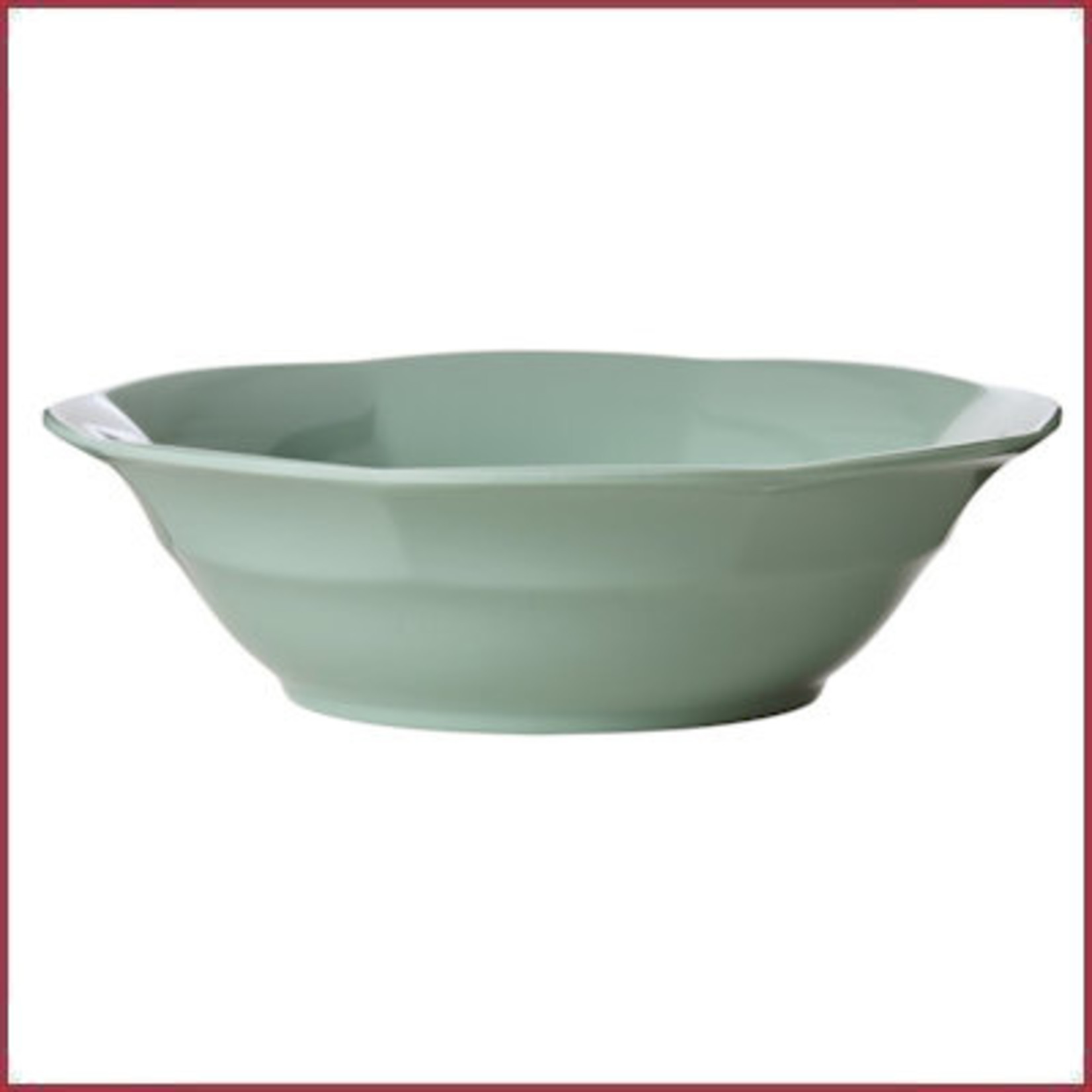 Rice Rice Melamine Soup Bowl