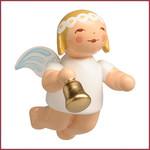 Wendt & Kühn Kleine, zwevende engel met bel