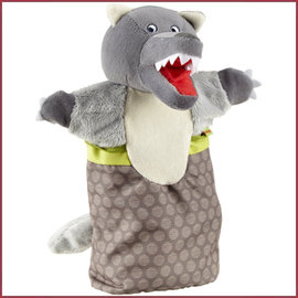 Haba Handpop Wolf