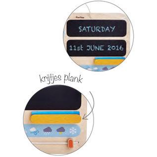 Plantoys Mijn eerste kalender