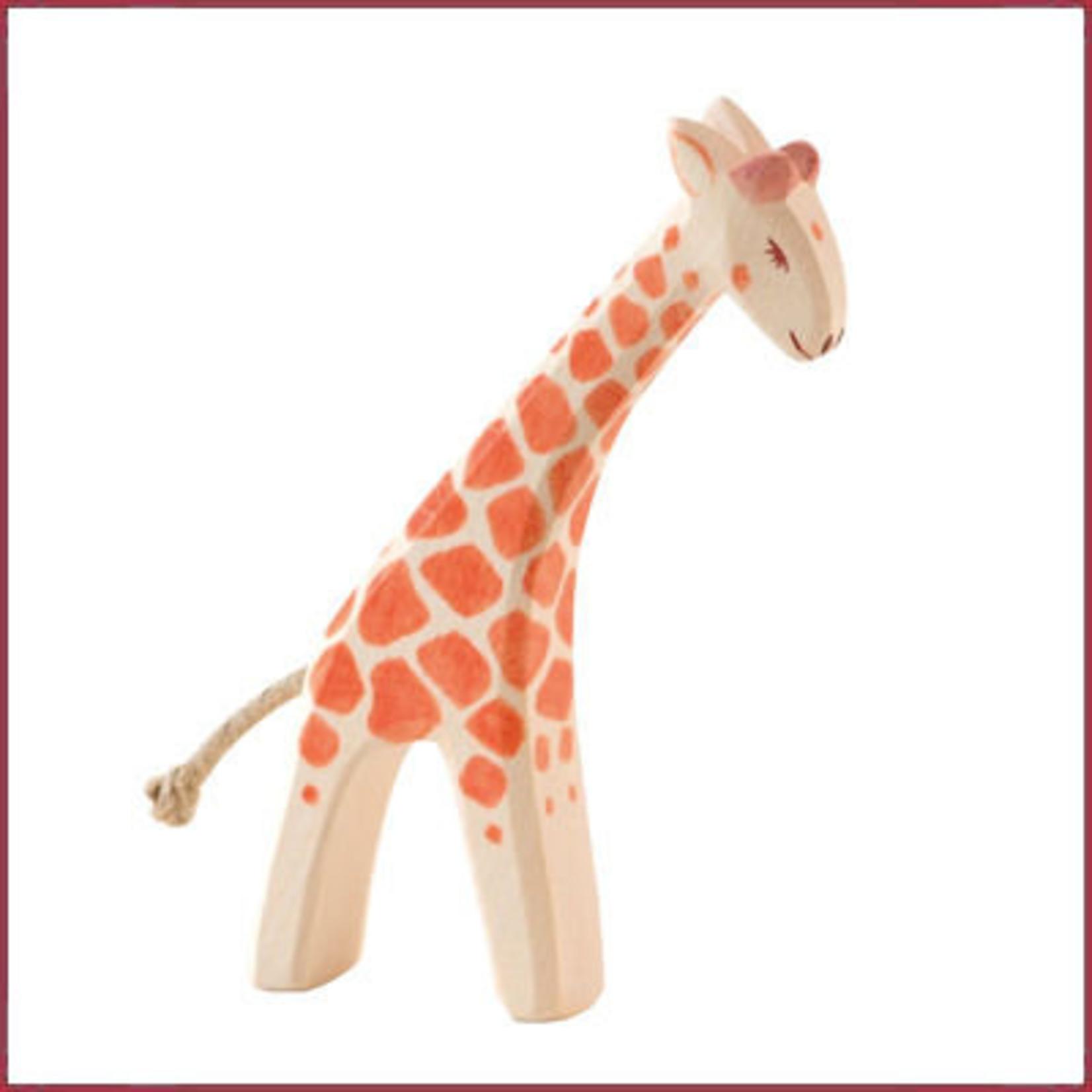 Ostheimer Giraf klein met gebogen hoofd