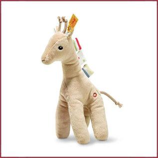 Steiff Knuffel Giraf Tutu