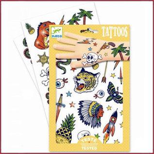 Djeco Tattoos Bang Bang