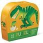 Crocodile Creek Mini shaped Puzzle - Dino