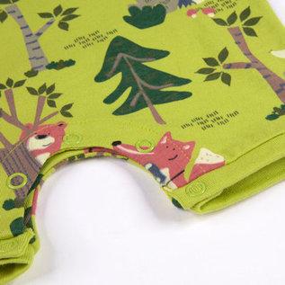 Sigikid Boxpakje groen met bosdiertjes