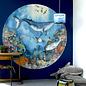 Hartendief Hanglamp Wonderlamp Diep in de Zee