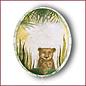 Hartendief Wandlamp leeuw
