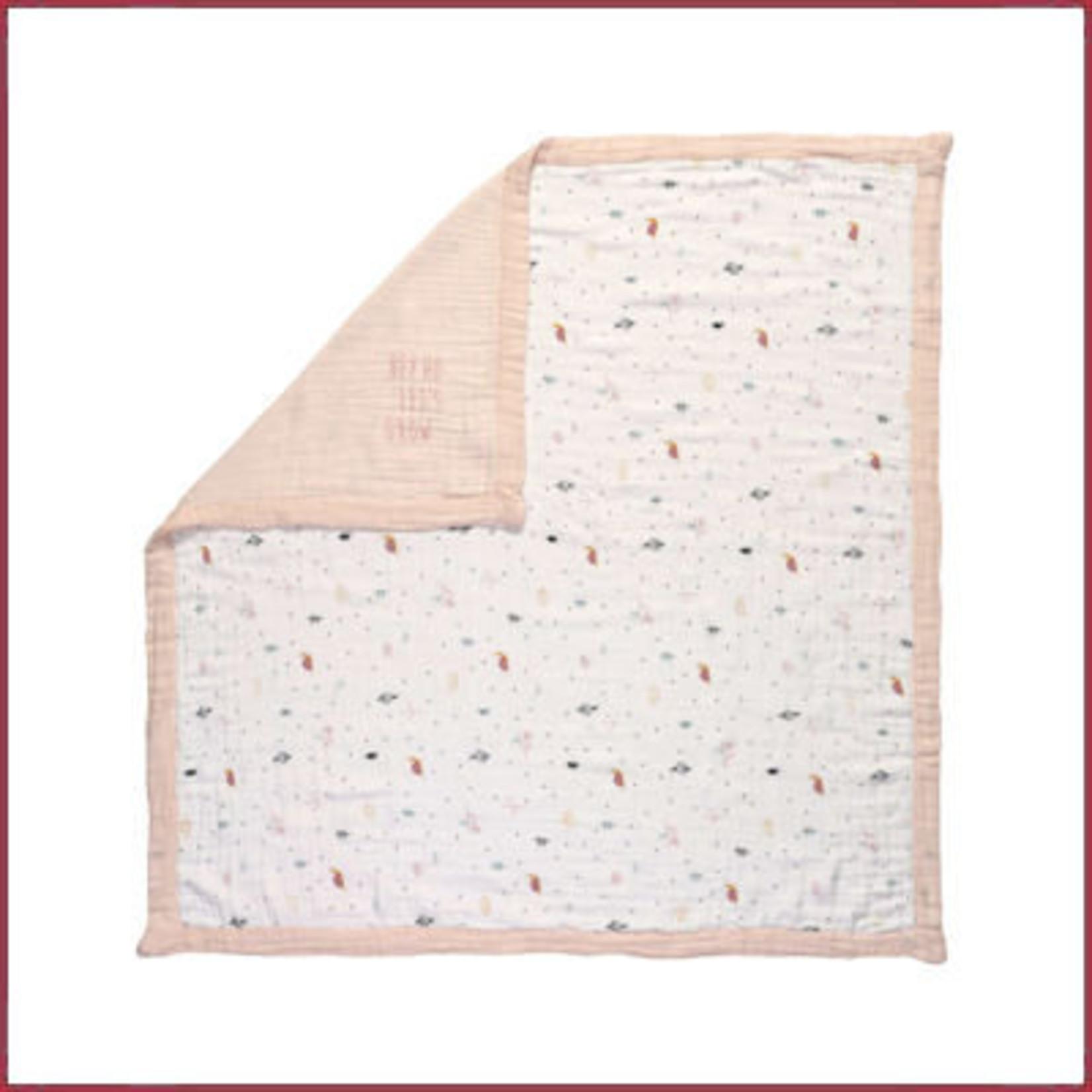 Lässig Heerlijk zachte deken Garden Explorer 100 x 100cm