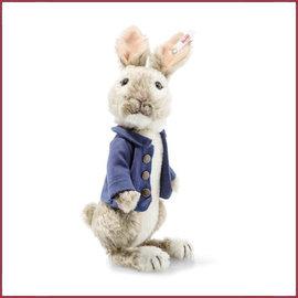 Steiff Peter Rabbit, 20 Moh.graubaun/weiss steh