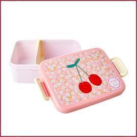 Rice Lunchbox Bloemen en Kersen print