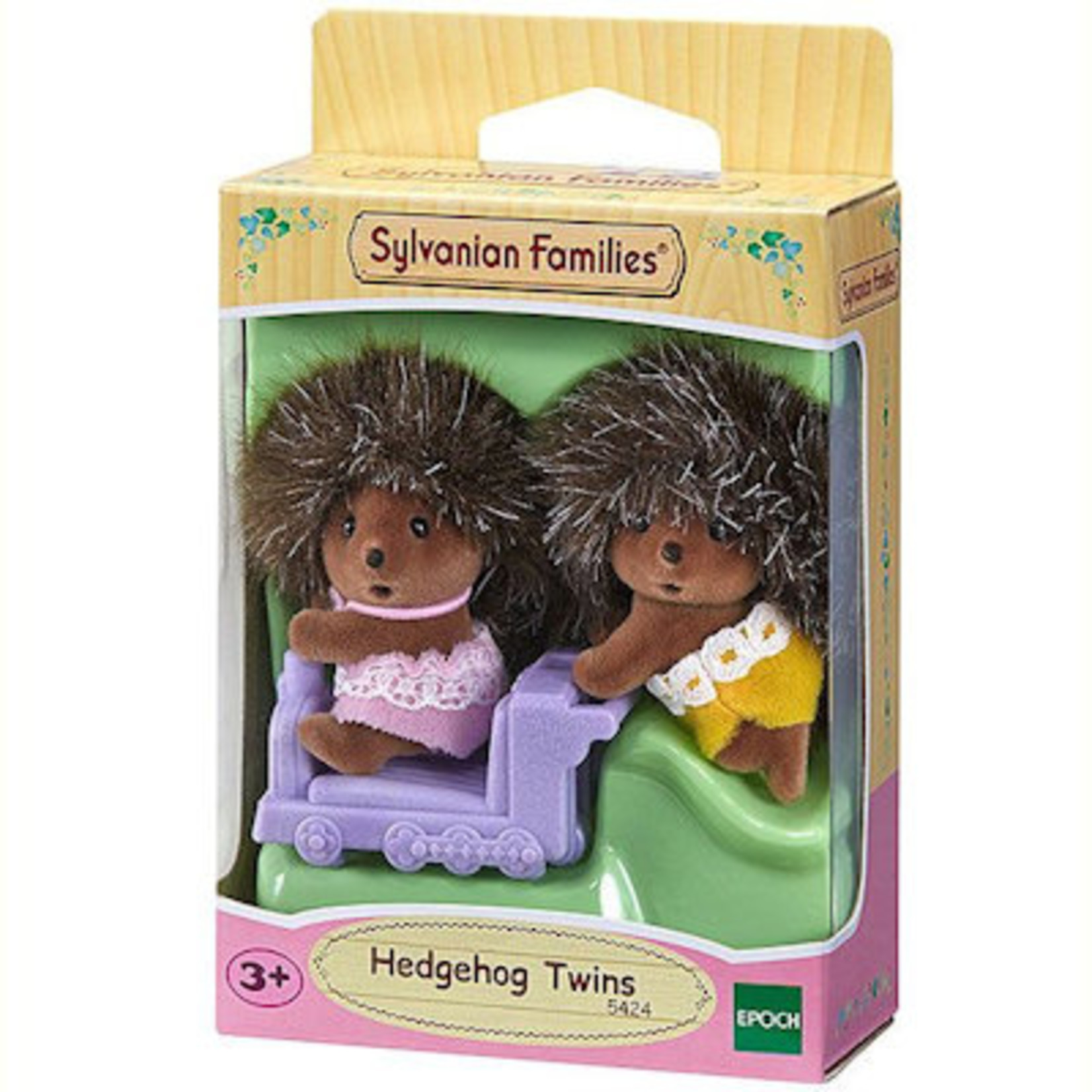 Sylvanian Families Tweeling Egel