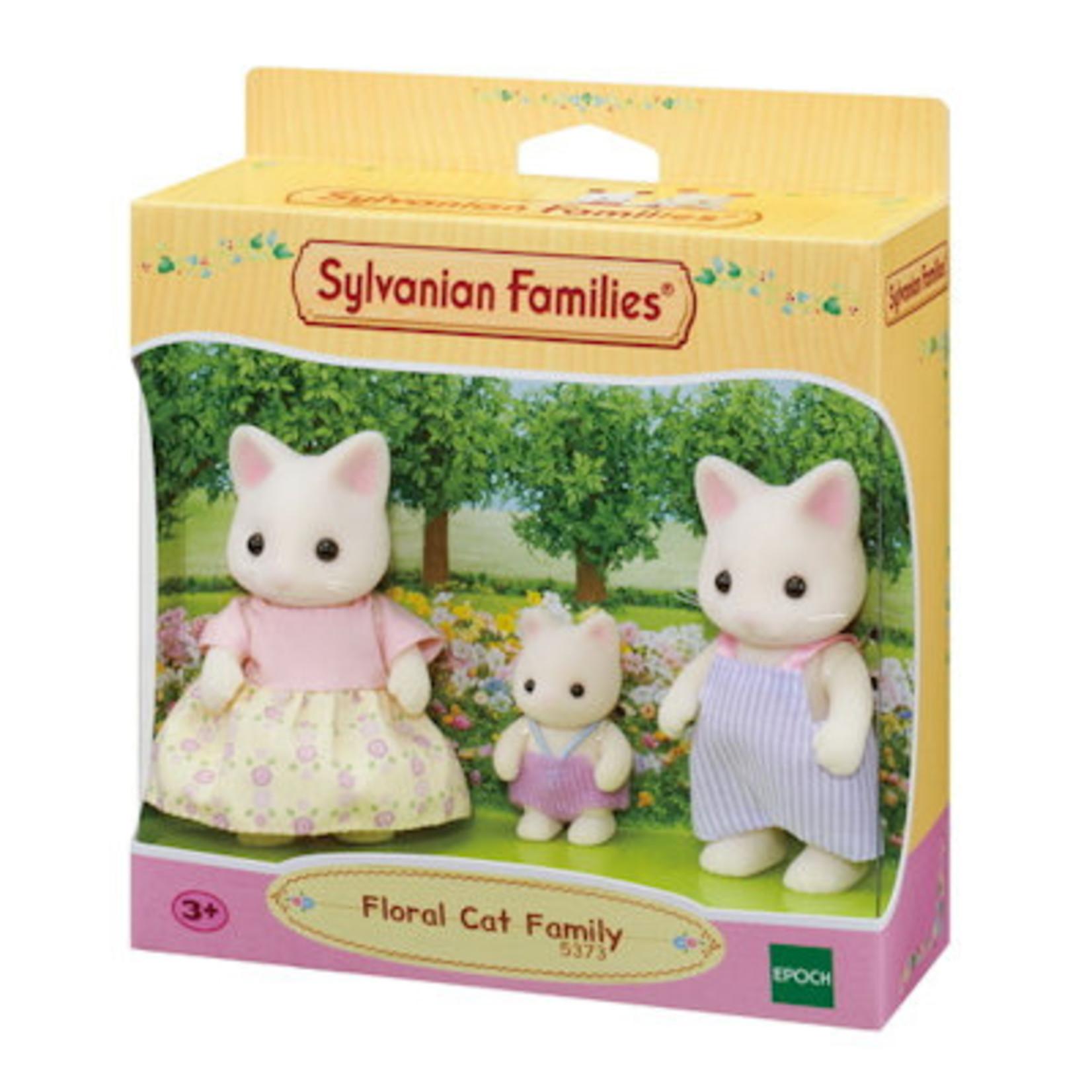 Sylvanian Families Bloemenkatten Familie