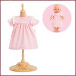 Corolle Corolle jurkje roze BB36