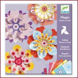 Djeco Vouwen - Bloemen maken