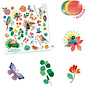 Djeco Glitter Stickers - Paradijs