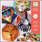 Djeco Knutselset Kaleidoscopische vouwdieren