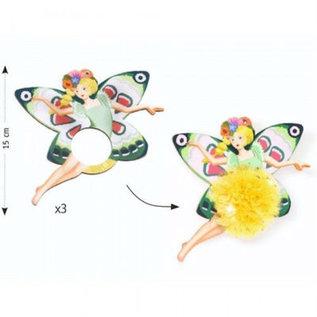 Djeco Knutselset Pompoen maken - Feetjes