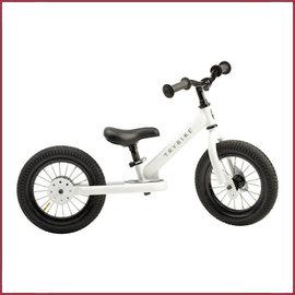 Trybike Trybike, steel loopfiets Wit, nieuwe kleur 2020