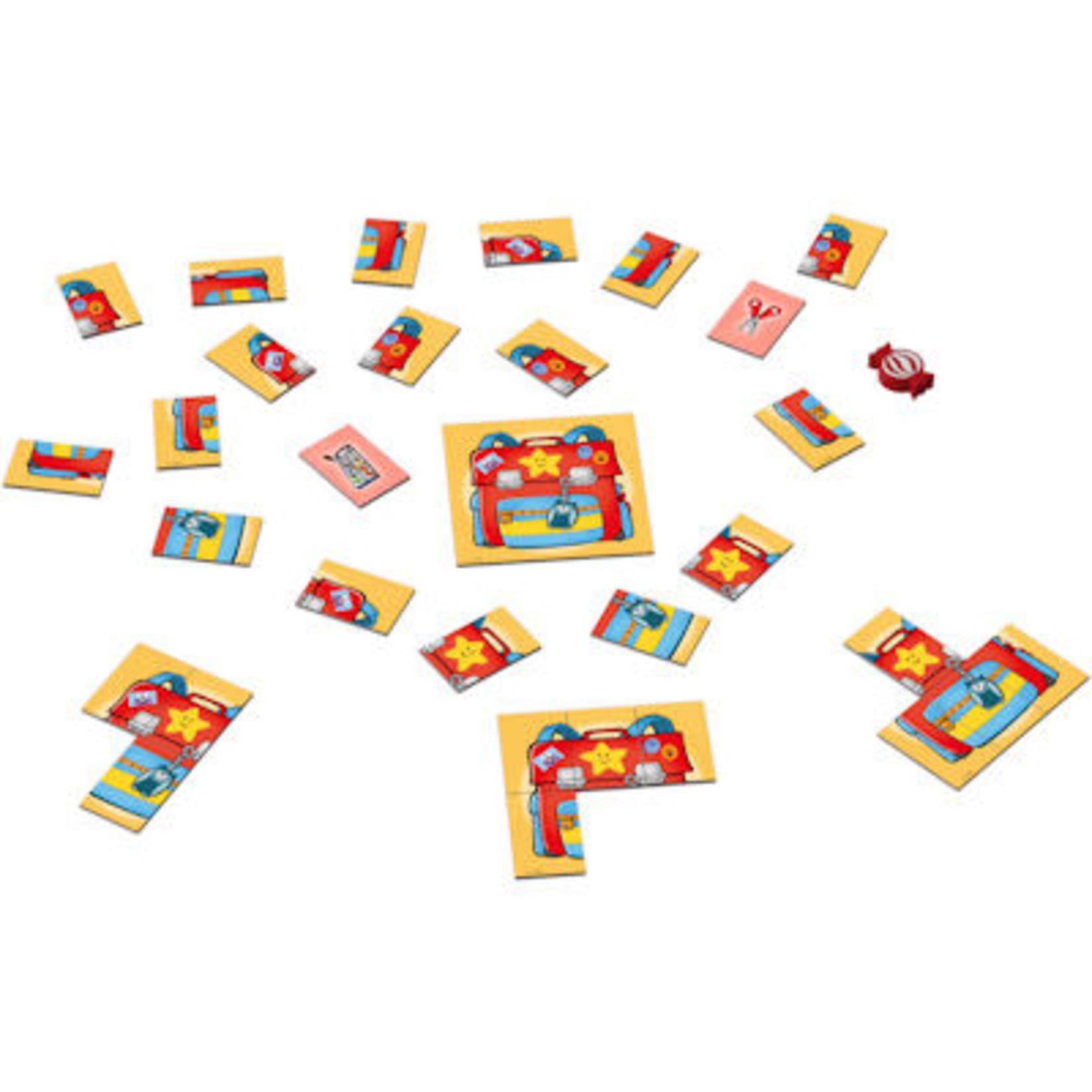 Haba Spel - Superminispel - Maak je boekentas
