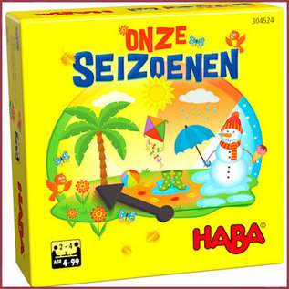 Haba Spel - Superminispel - Onze seizoenen