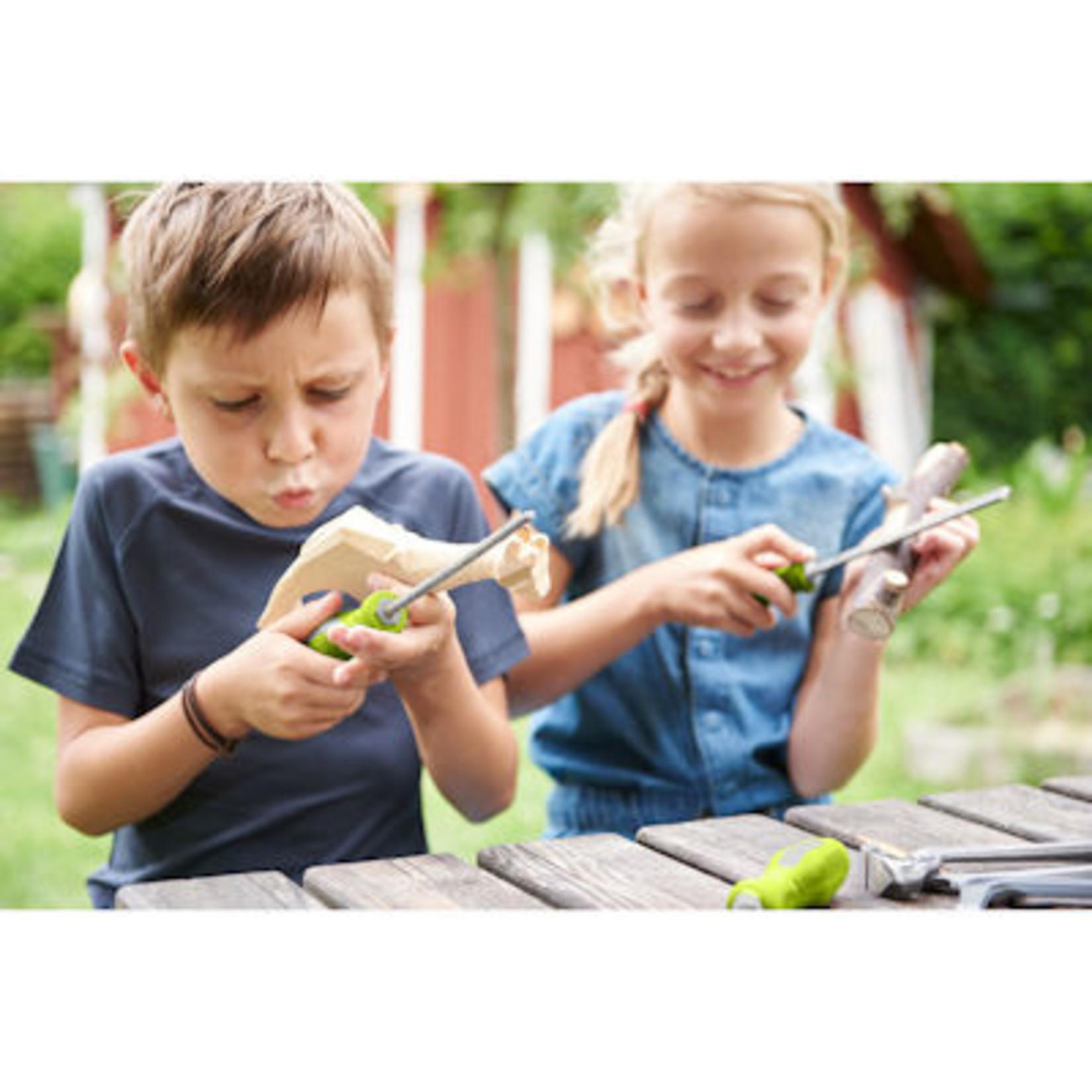 Haba Terra Kids - Set Houtraspen