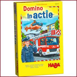 Haba Spel -  Domino in actie