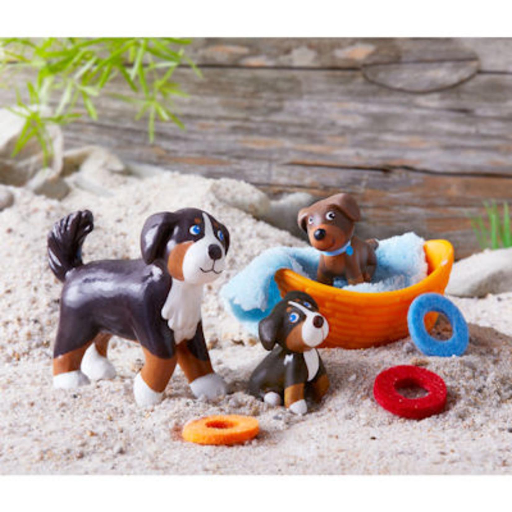 Haba Little Friends  Pups