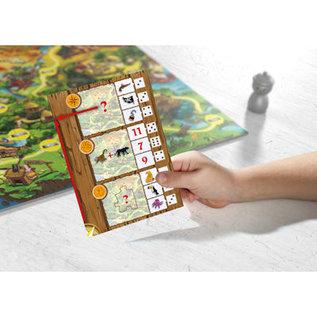 Haba Spel - Kraak de code, Pirateneiland