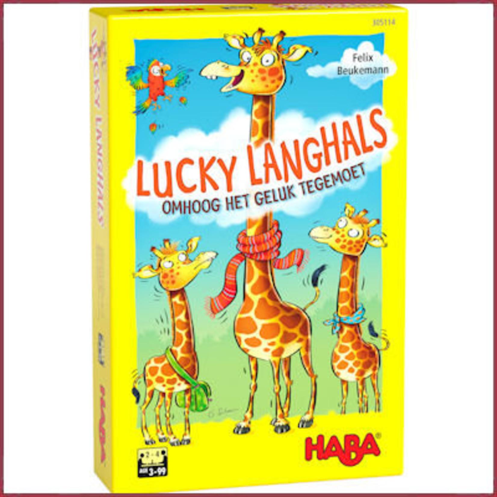 Haba Spel Lucky Langhals
