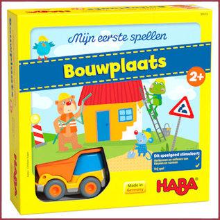 Haba Mijn eerste spel - Bouwplaats