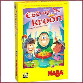 Haba Spel - Eed op de Kroon