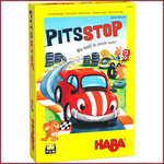 Haba Spel - Pits stop