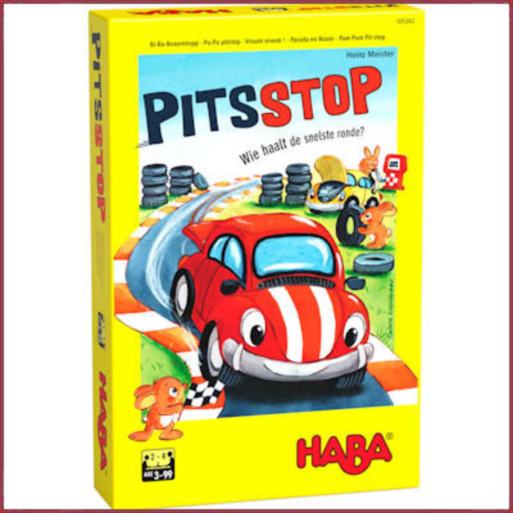 Haba Spel - Pitsstop