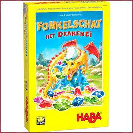 Haba Spel - Fonkelschat - het Drakenei