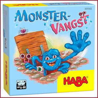 Haba Spel - Superminispel Monstervangst