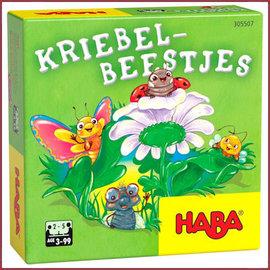 Haba Spel - Superminispel Kriebelbeestjes