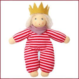 Nanchen Natur Zachte pop kleine koningin Louise
